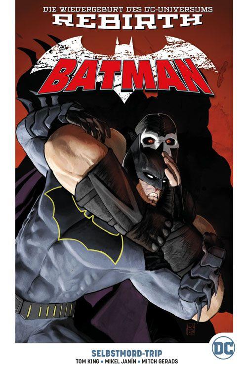 Batman Paperback 2 - Selbstmord-Trip...