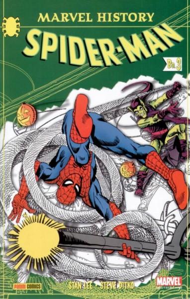 Marvel History: Spider-Man 3