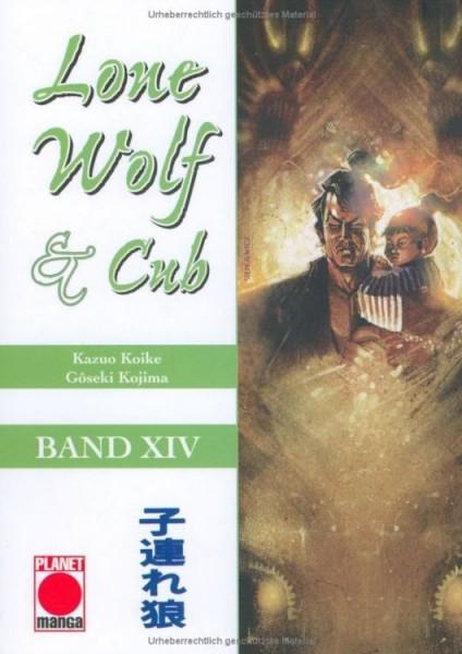Lone Wolf & Cub 14