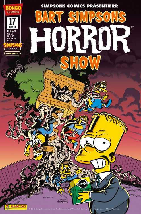Bart Simpsons Horror Show 17