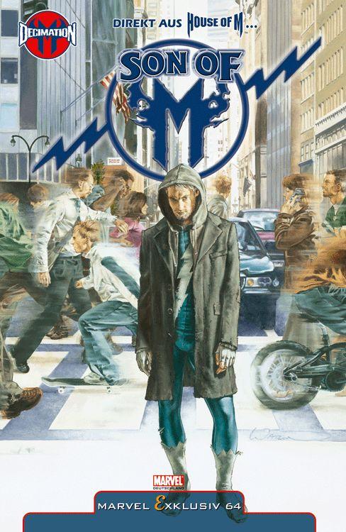 Marvel Exklusiv 64: Son of M