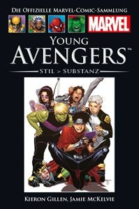 Hachette Marvel Collection 135: Young Avengers - Stil > Substanz