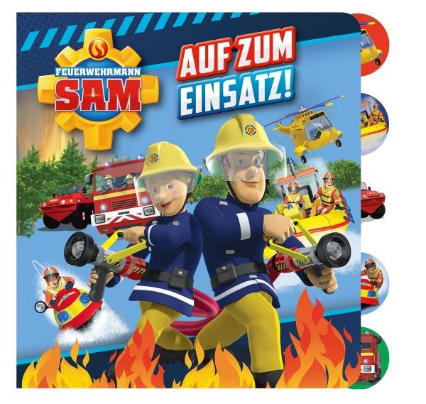 Feuerwehrmann Sam - Auf zum Einsatz!
