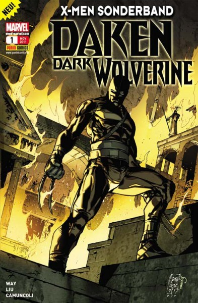 X-Men Sonderband: Daken - Dark Wolverine 1