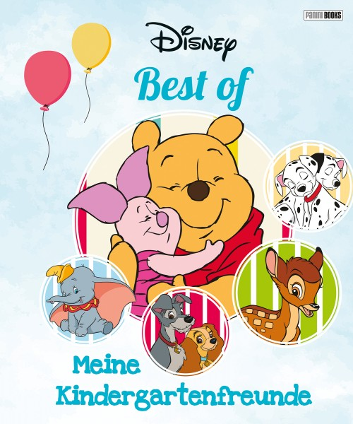 Disney Best of: Meine Kindergartenfreunde Cover