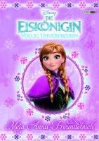 Disney: Die Eiskönigin - Anna Freundebuch