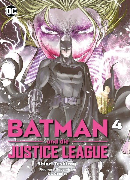 Batman und die Justice League 4