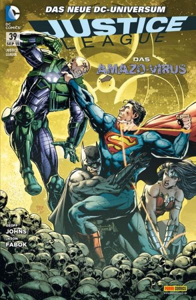 Justice League 39