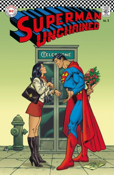 Superman Unchained 1 Variant 4