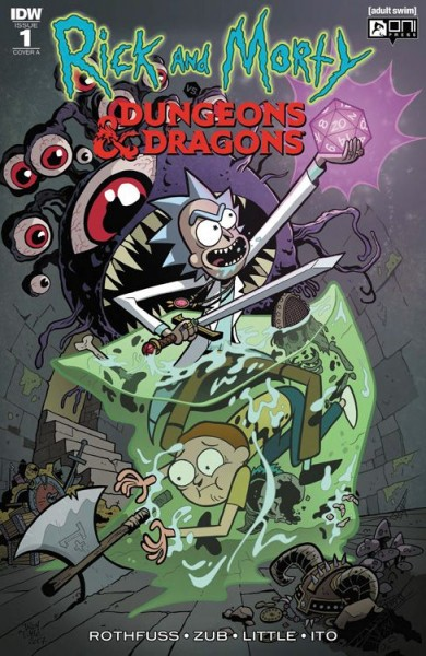 Rick and Morty vs. Dungeons & Dragons 1