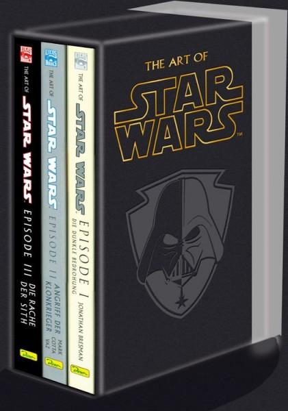 The Art of Star Wars: Episode I - III Variant