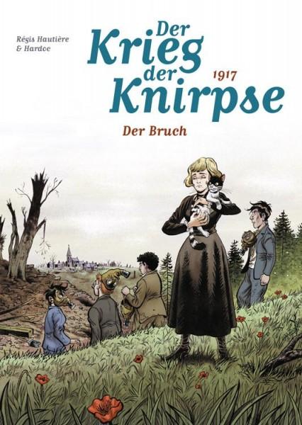 Der Krieg der Knirpse 4: 1917 - Der Bruch