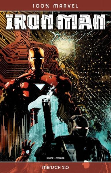 100% Marvel 68: Iron Man - Mensch 2.0
