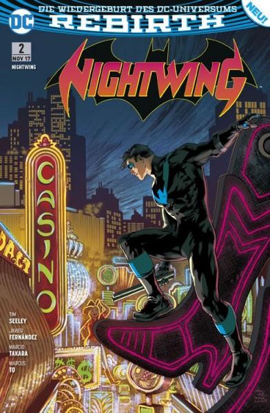 Nightwing 2: Blüdhaven