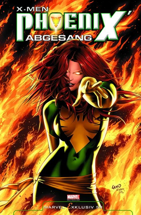 Marvel Exklusiv 59 - X-Men - Phoenix'...