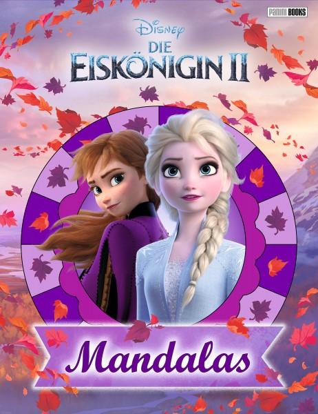 Disney Die Eiskönigin 2 - Mandalas Cover