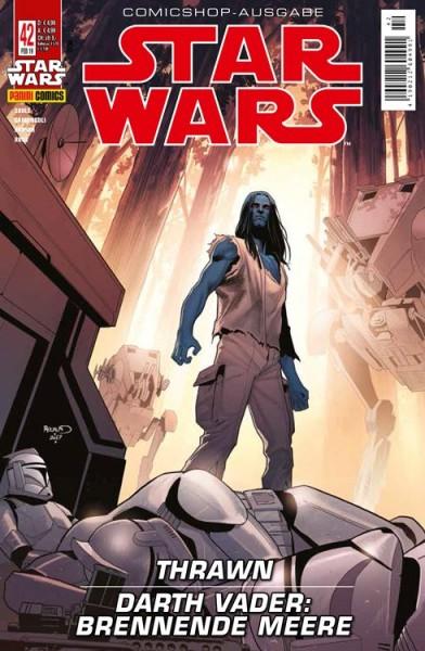 Star Wars 42: Darth Vader - Brennende Meere 5 & Thrawn 1 - Comicshop-Ausgabe