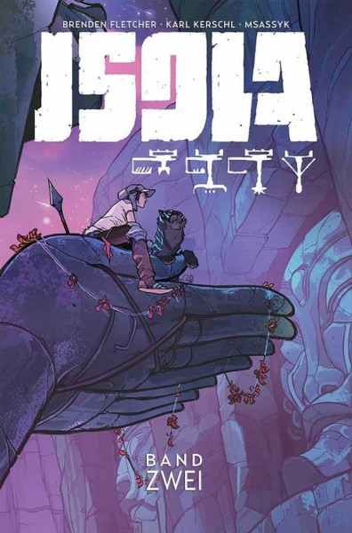 Isola 2 Cover