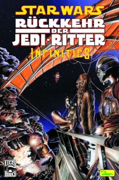 Star Wars Sonderband 29: Infinities - Die Rückkehr der Jedi-Ritter