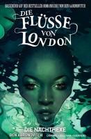 Die Flüsse von London 2 - Die Nachthexe Cover
