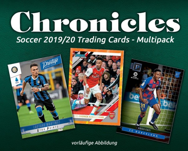 Chronicles Soccer 2019/20 - Trading Cards - Multipack