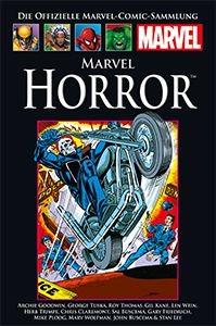 Hachette Marvel Collection 115: Marvel Horror