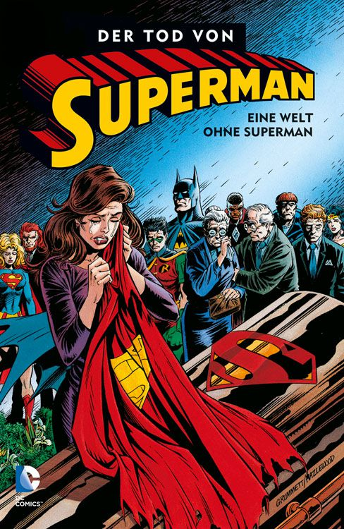 Der Tod von Superman 2: Eine Welt...