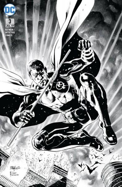 Batman: Detective Comics 3 Comic Con Stuttgart Variant