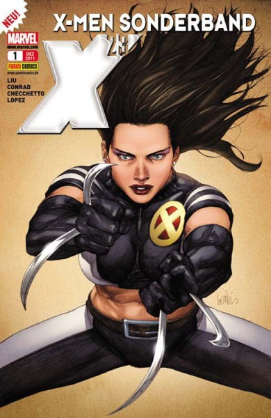 X-Men Sonderband: X-23 1