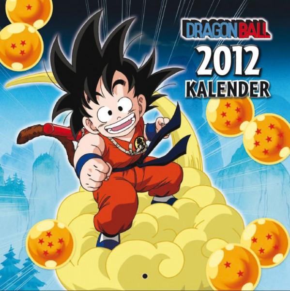 Dragonball - Wandkalender (2012)