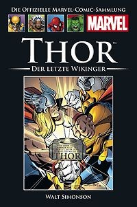 Hachette Marvel Collection 39: Thor - Der letzte Wikinger