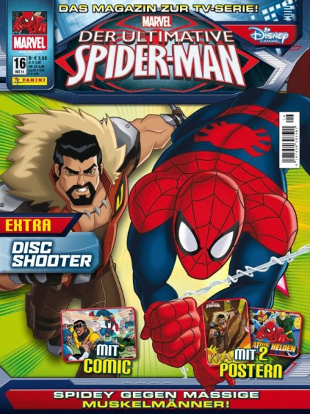 Der ultimative Spider-Man - Magazin 16