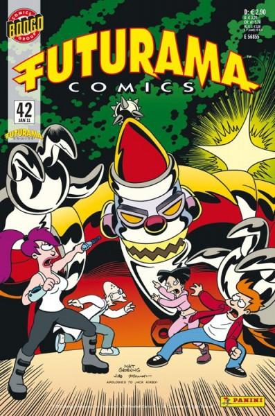 Futurama Comics 42