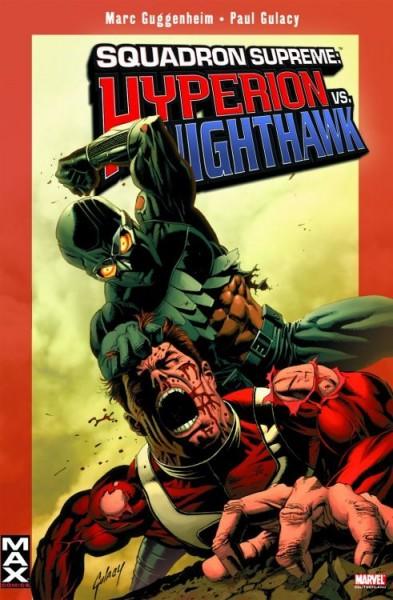 Max 19: Squadron Supreme 2 - Hyperion vs. Nighthawk