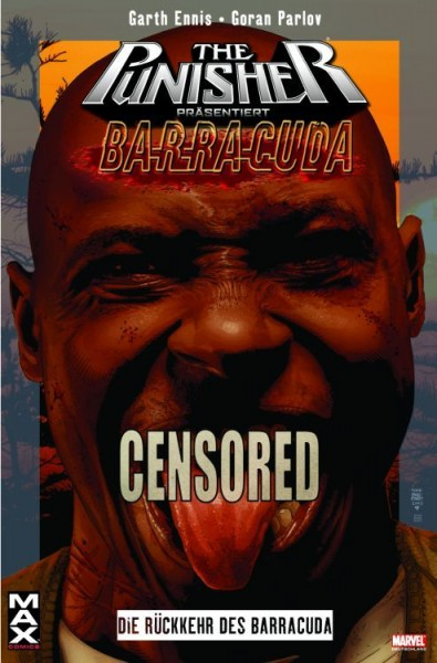 Max 22: Punisher präsentiert Barracuda
