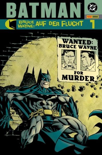 Batman: Bruce Wayne - Auf der Flucht 1