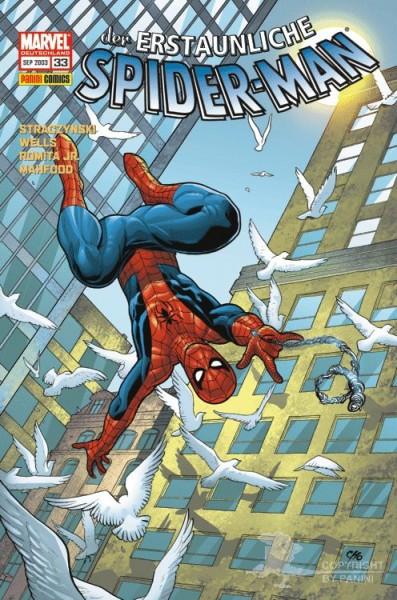 Der erstaunliche Spider-Man 33