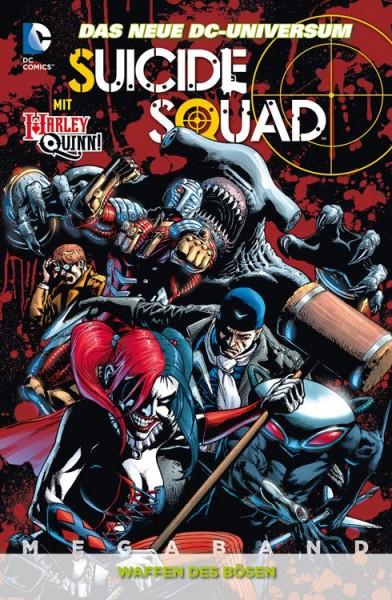 Suicide Squad Megaband 2