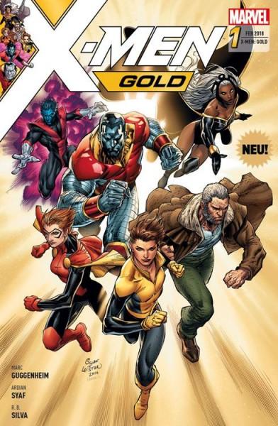 X-Men: Gold 1: Ein neuer Morgen