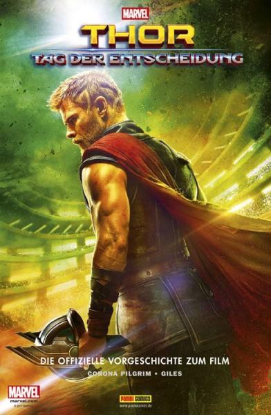 Thor: Tag der Entscheidung - Die offizielle Vorgeschichte zum Film