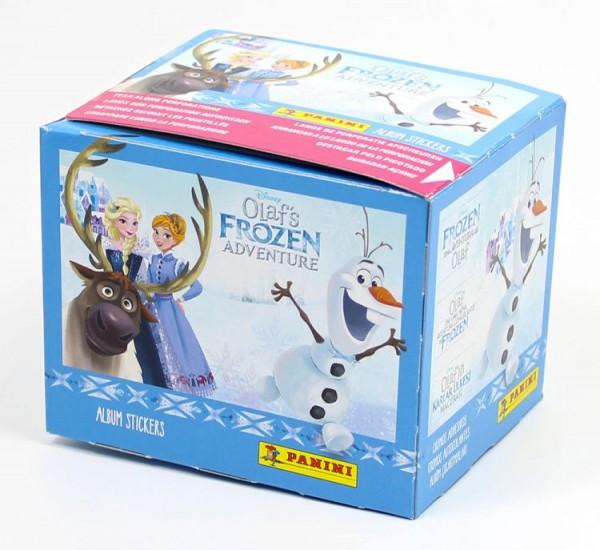 Die Eiskönigin: Olaf taut auf - Stickerkollektion - Box