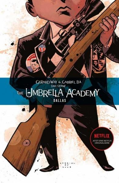 The Umbrella Academy 2: Dallas Cover