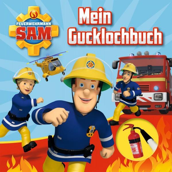 Feuerwehrmann Sam - Mein Gucklochbuch