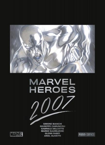 Marvel Heroes - Portfolio 2007