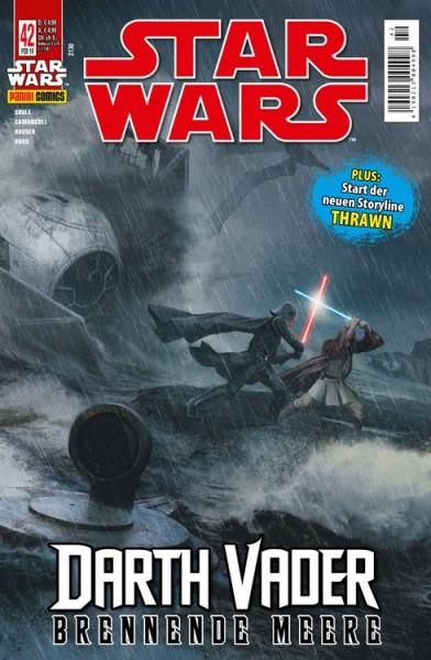 Star Wars 42: Darth Vader - Brennende Meere 5 & Thrawn 1 - Kiosk-Ausgabe