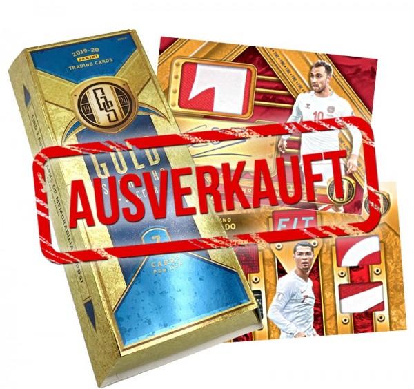 Gold Standard Soccer Trading Cards 2019/20 - Hobbybox - ausverkauft