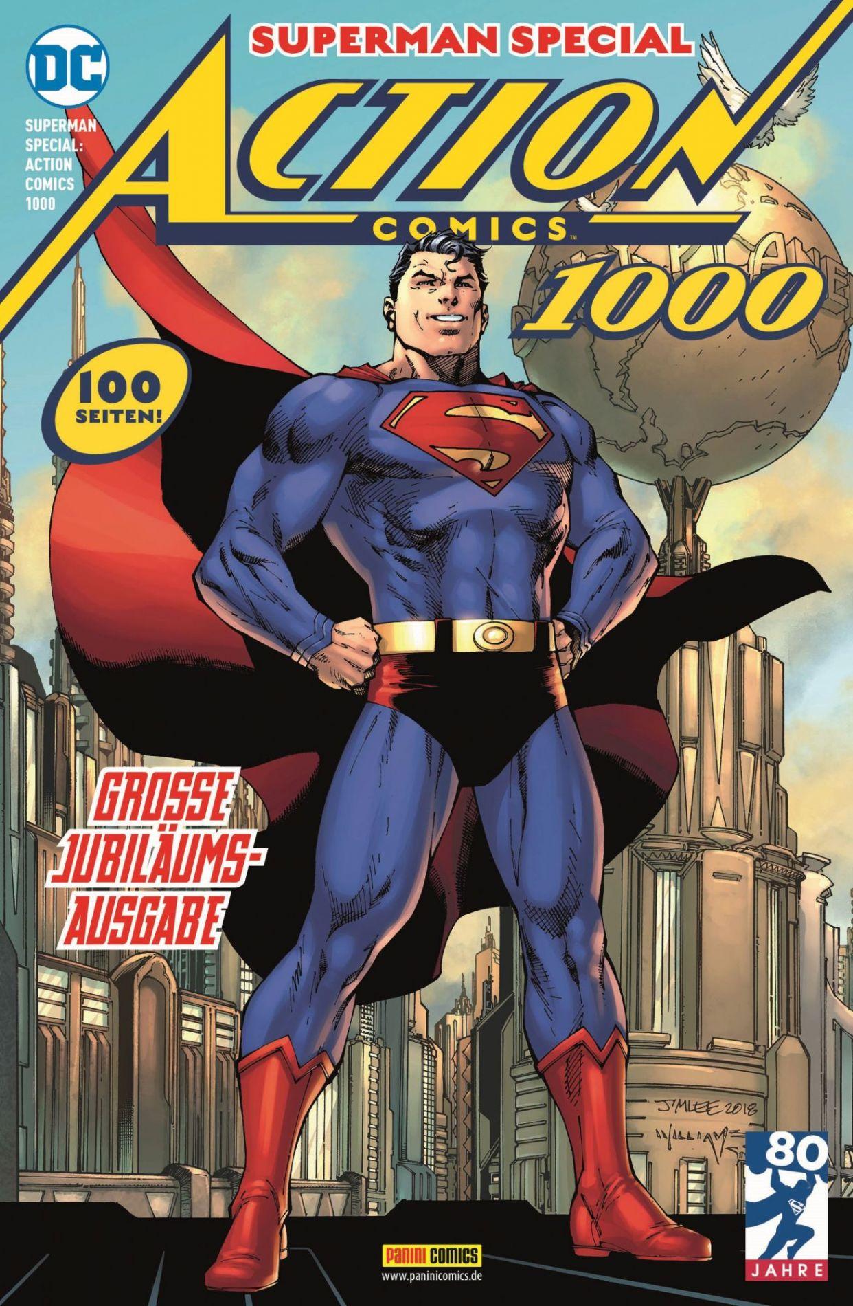Superman Special - Action Comics 1000