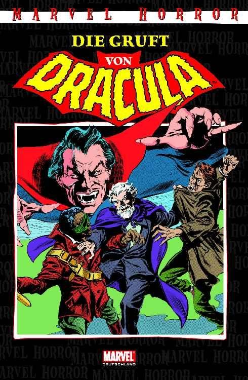 Marvel Horror: Die Gruft von Dracula 10