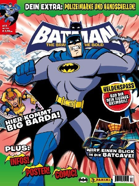 Batman: The Brave and the Bold 13