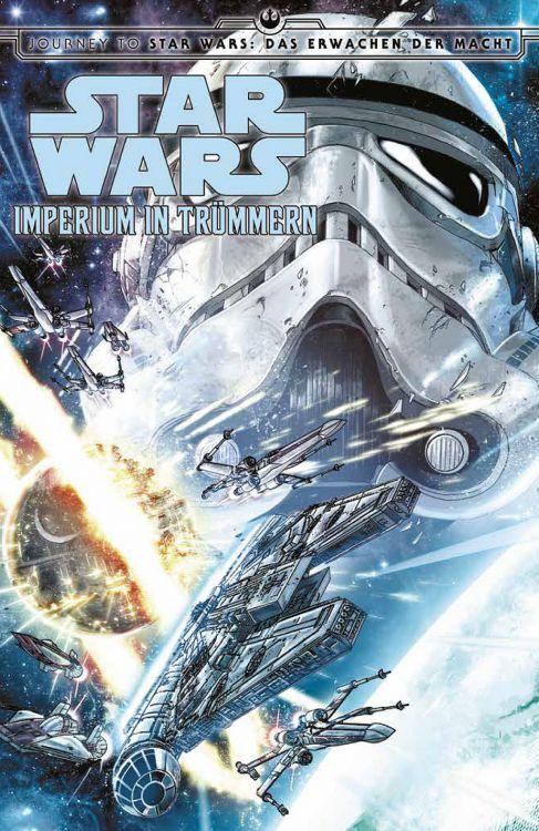 Star Wars - Imperium in Trümmern -...